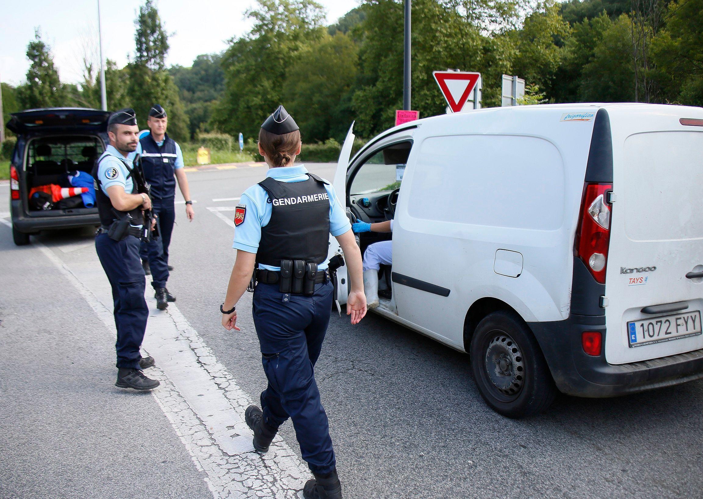 Europe-wide search for 'dangerous' Barcelona van driver