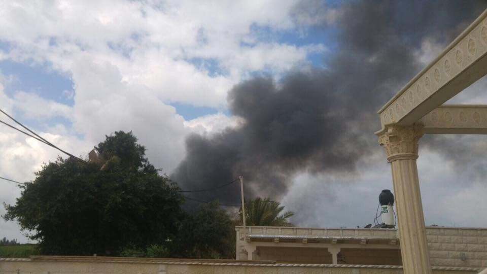 Two dead and four wounded in explosion at Israeli fireworks factory