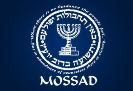 Image result for MOSSAD LOGO
