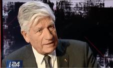 """La publicité peut lutter contre la """"publicité"""" djihadiste (M. Lévy à i24NEWS)"""