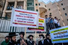 Israel to request extension of deadline for passing of ultra-Orthodox draft law