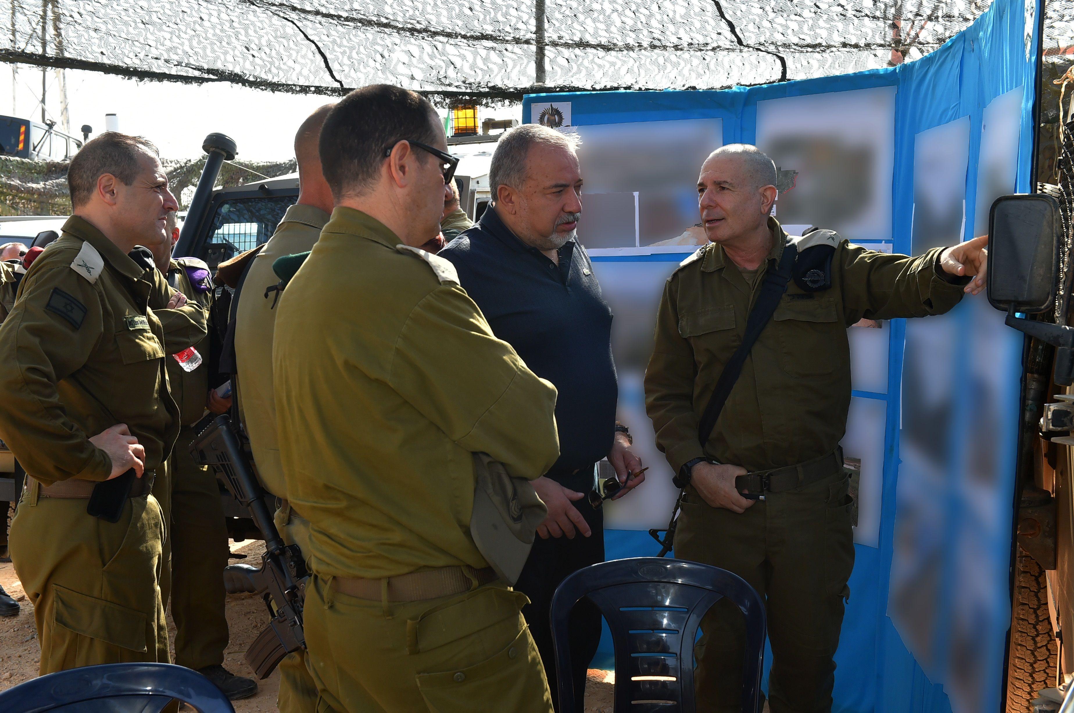 I24news Liberman Says Israel Not Bound By International