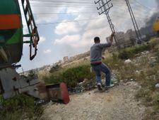 PHOTO BLOG: deux Palestiniens tués lors des manifestations le jour de la Nakba