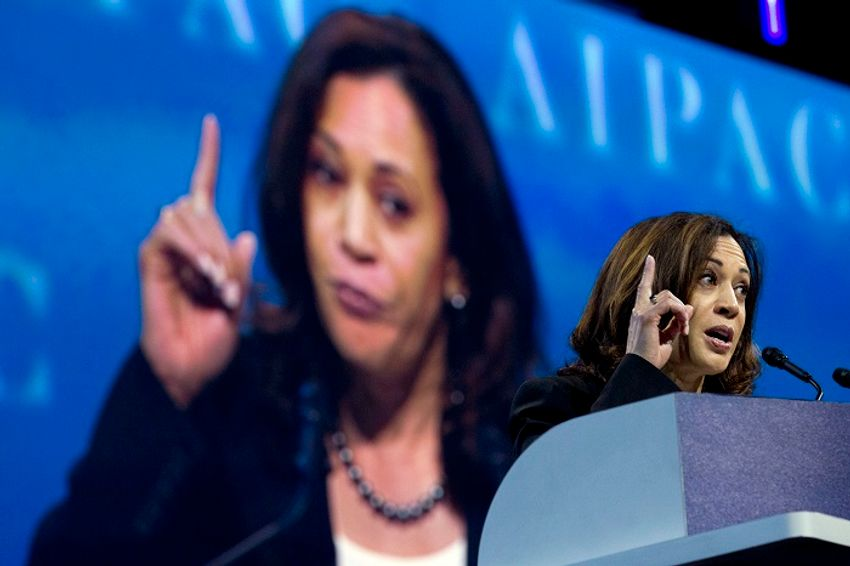 Pro Israel Democrat Kamala Harris Announces 2020 Presidential Bid I24news