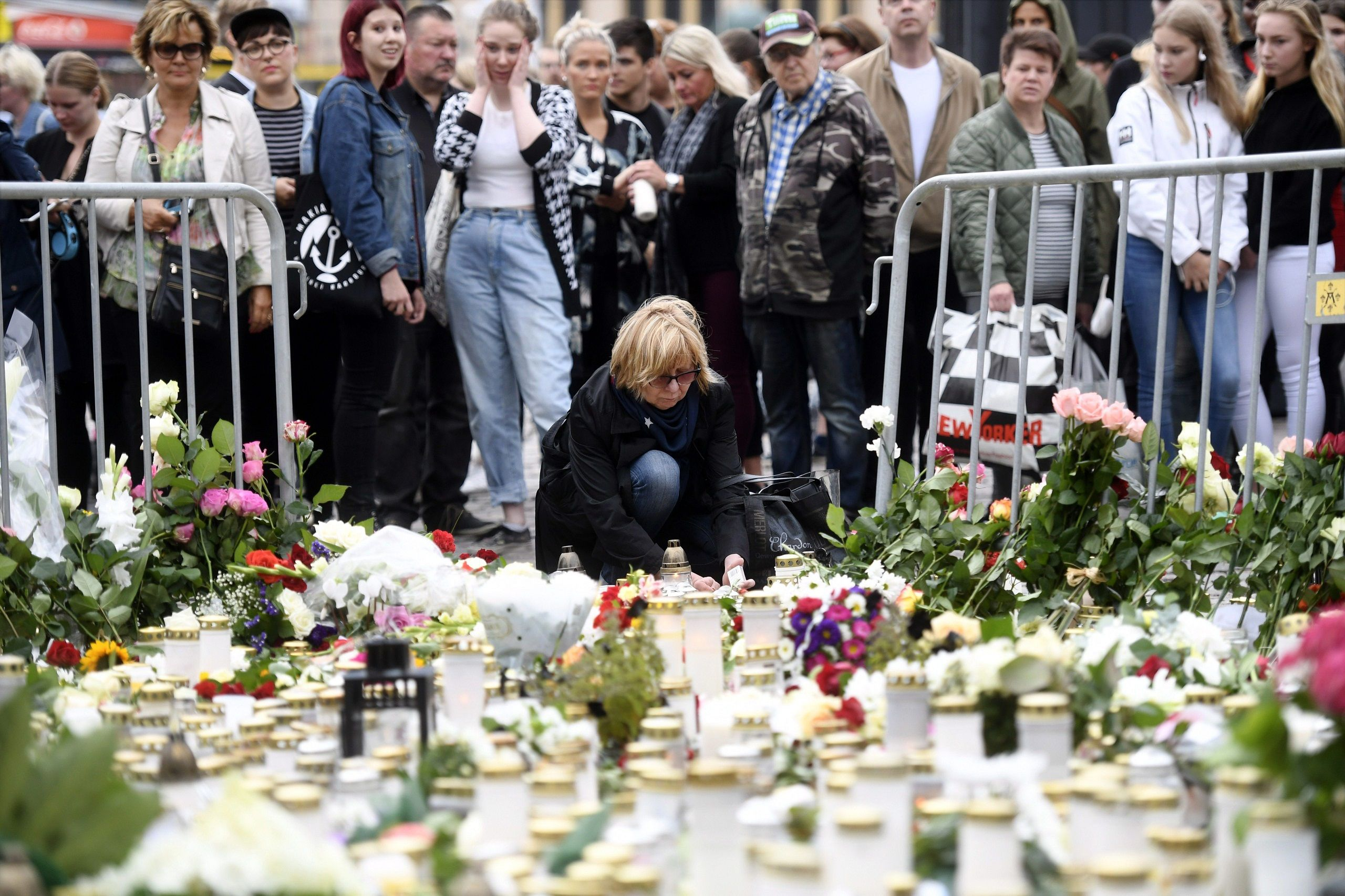 Finland stabbing spree was likely a terror attack targeting women, police say