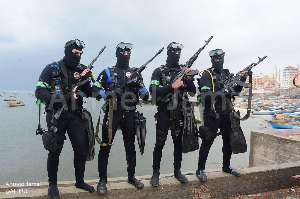 """""""يديعوت احرونوت"""": كوماندوز حماس البحري يتطور والبحرية تتأهب"""