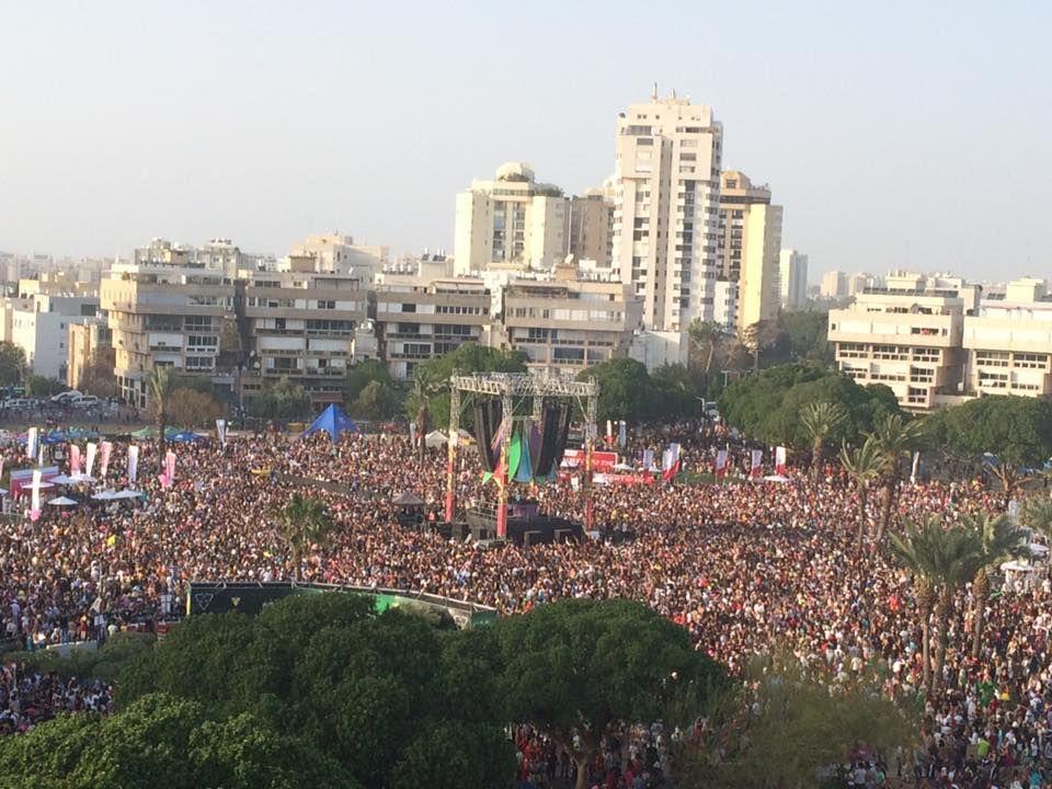 """Pourim, """"le Carnaval de Rio à l'israélienne"""""""