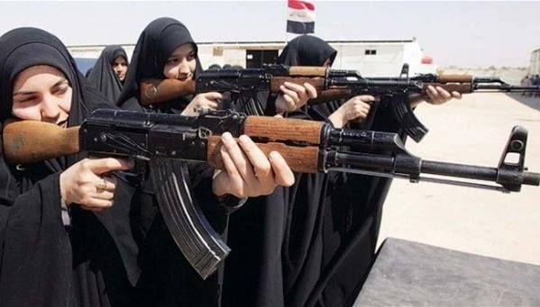 بنات الحق  أول تنظيم نسائي عراقي لقتال داعش   I24News - ما وراء الحدث