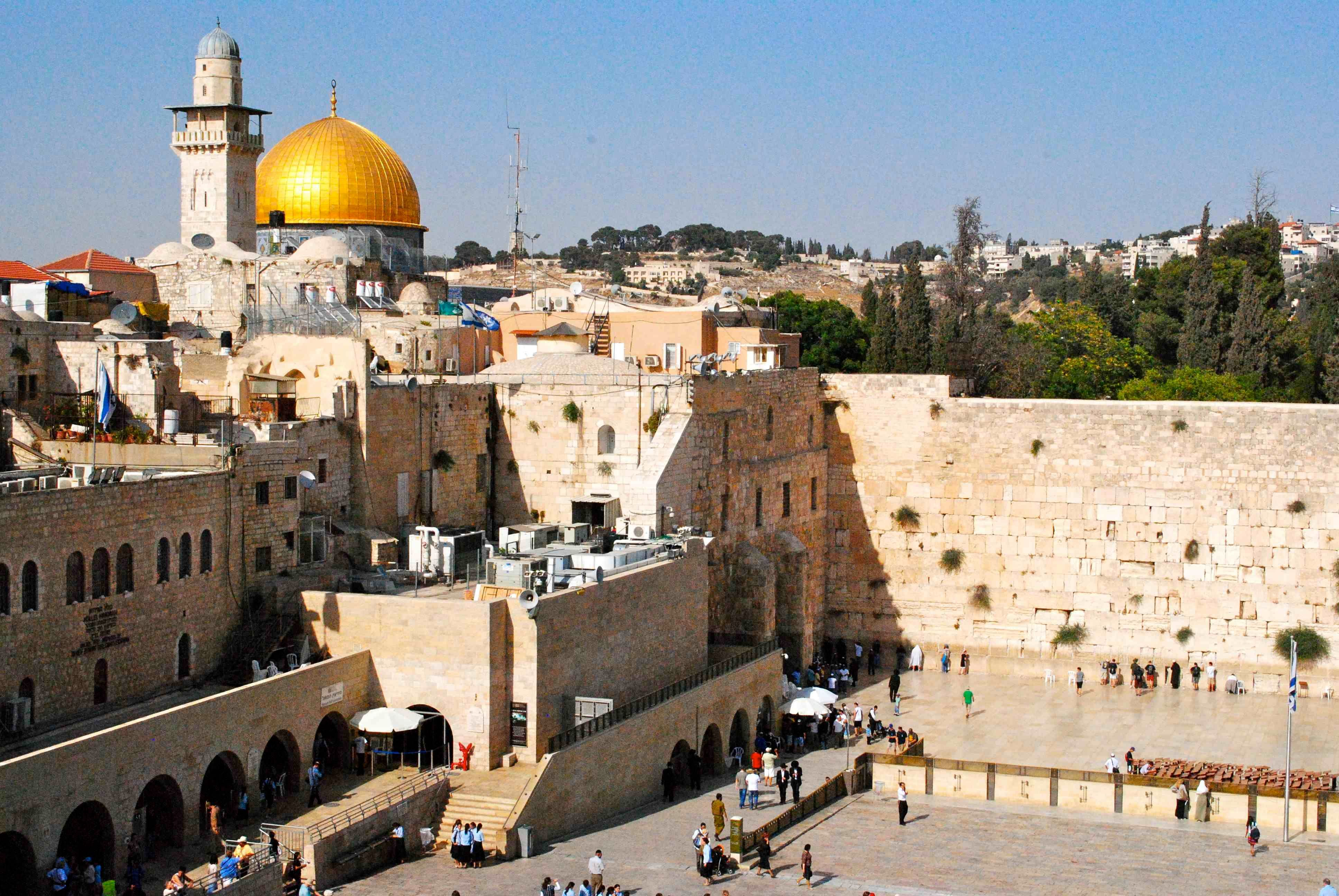 Western Wall To Become Part Of Every Foreign Official's ...