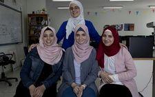 Quatre Palestiniennes présentent leur nouvelle application à la Silicon Valley