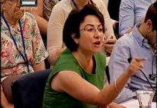 Brawl breaks out after Arab MK Hanin Zoabi compares Israel to Nazi Germany