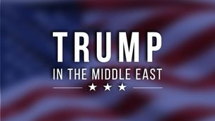PRESIDENT TRUMP IN THE MIDDLE EAST