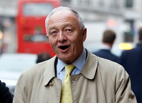Ex-London mayor Livingstone quits Labour Party in anti-Semitism row