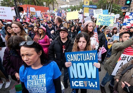 California Sanctuary State bill approved by State Assembly