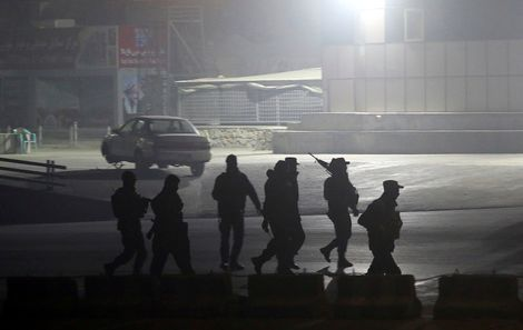 Six dead, including foreigner, after 12-hour Kabul hotel siege