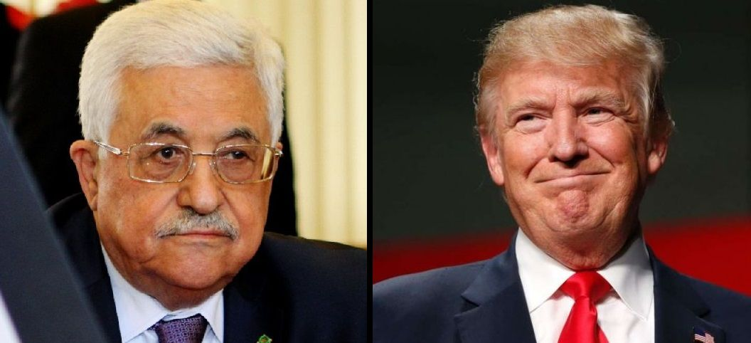 Abbas says Trump 'serious' about Israeli-Palestinian peace