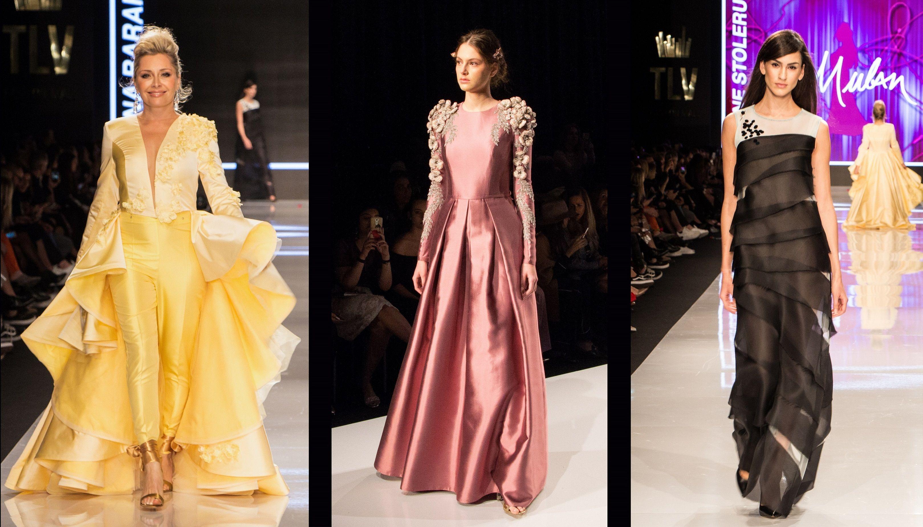 Tel Aviv Fashion Week: Where Disney Princesses meet 'Haredi Chic'
