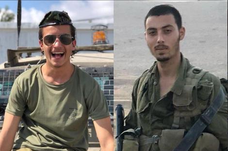 L'identité des deux soldats israéliens tués à Givat Assaf révélée