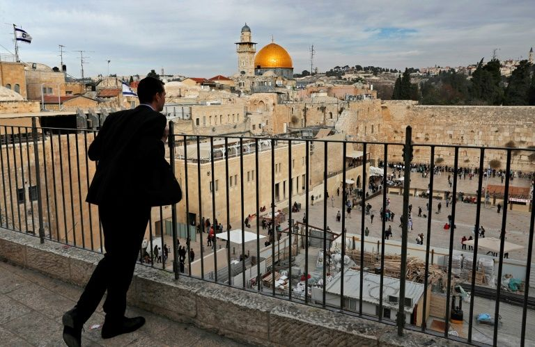 Arabs seek global nod to east Jerusalem as Palestine capital
