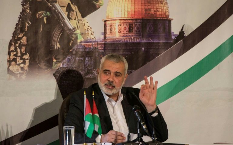 Hamas Signaling Unity Government With Fatah Is Possible
