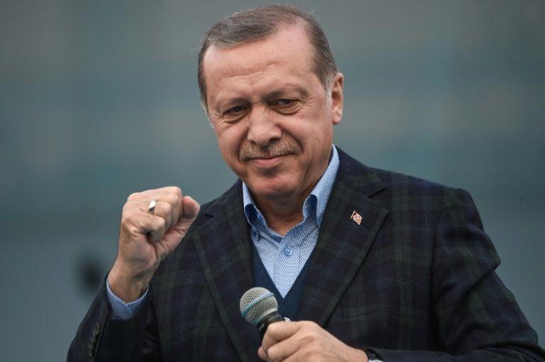 En Turquie, le prédisent Erdogan devrait remporter une maigre victoire