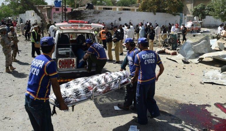 Le Pakistan ensanglanté par des attentats à l'approche d'Eid