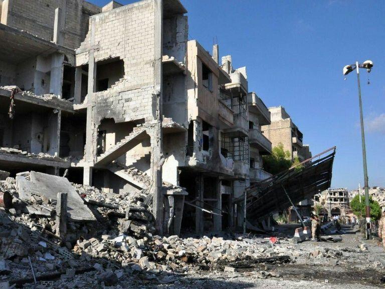 Syrie: attentats suicide contre des sièges de la Sécurité à Homs