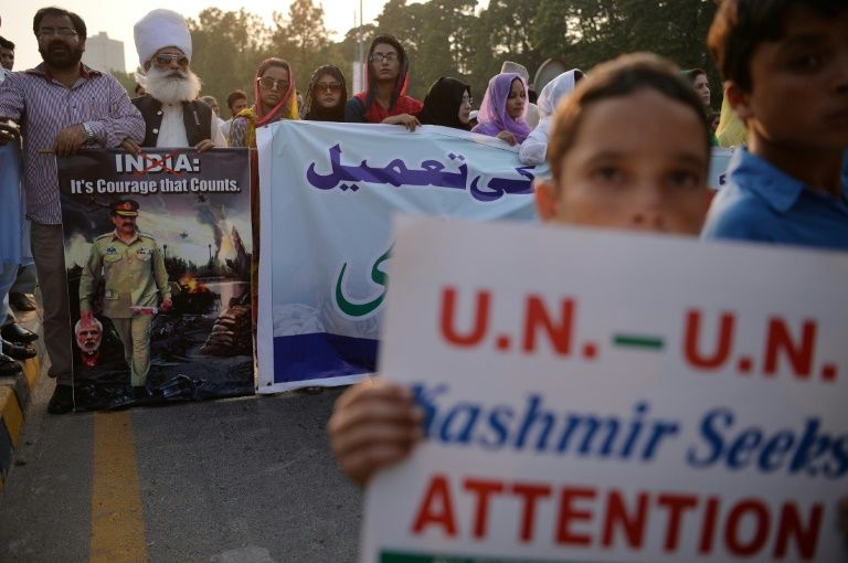 Kashmir has been split between India and Pakistan since the end of British rule in 1947. Both claim the disputed Himalayan territory in its entirety and have fought two wars over it