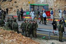 Two Israelis killed in West Bank shooting in suspected copycat attack