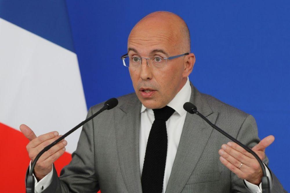 Le député Les Républicains Eric Ciotti le 9 mai 2016 à Cannes