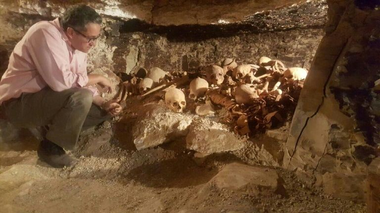 3500-Year Old Tomb Discovered in Egypt's Luxor