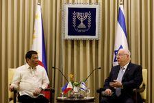 """""""Nous n'achèterons désormais que des armes en provenance d'Israël"""" (Duterte)"""