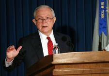 Sessions promises quick decision on appointment of Clinton prosecutor