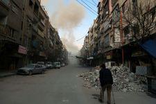 New regime strikes in Syria enclave despite ceasefire demand: monitor
