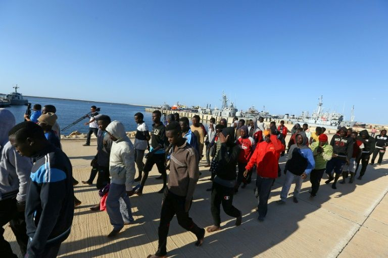 Commerce de migrants en Libye : l'Union Africaine indignée