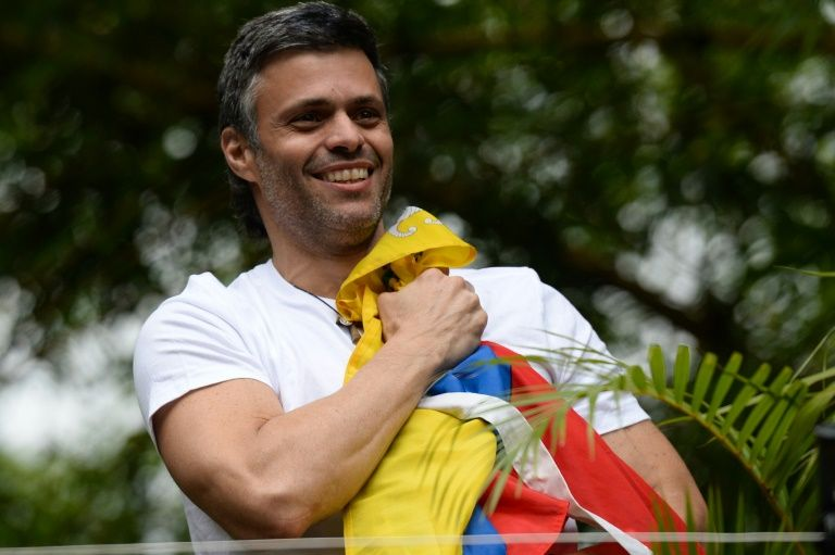 Venezuelan opposition leaders jailed