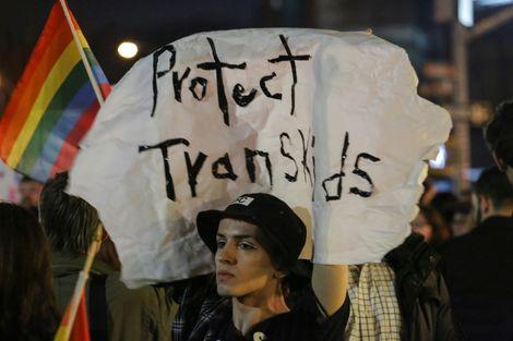 Washington veut revenir sur la définition des personnes transgenres (médias)