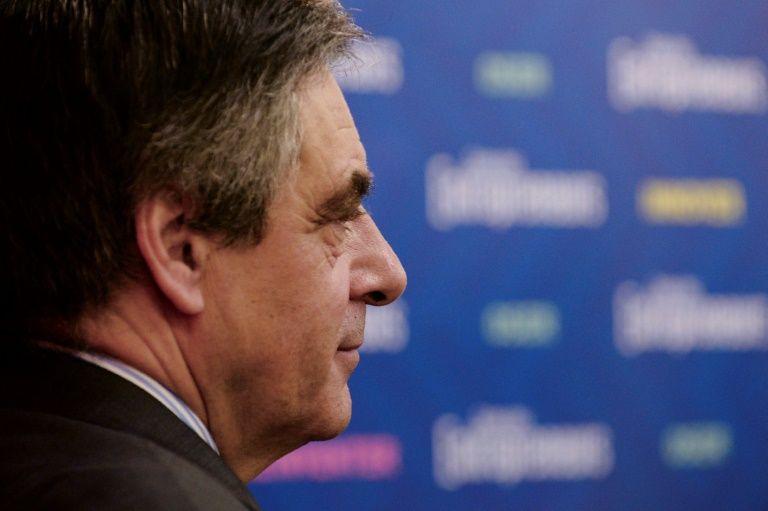 François Fillon visite le Salon des Entrepreneurs à Paris le 1er février 2017