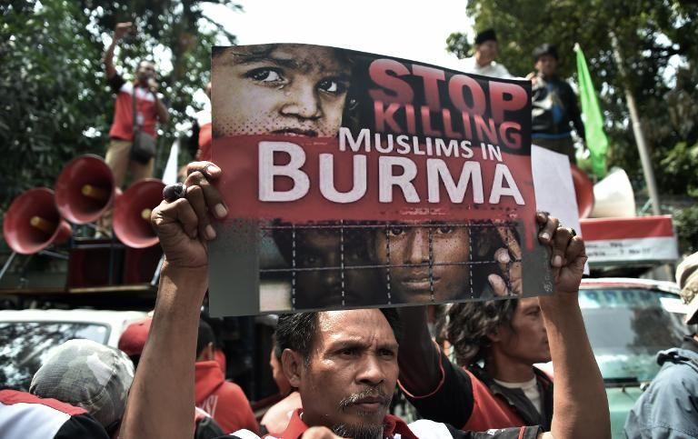L'évacuation des habitants se poursuit — Attaques en Birmanie