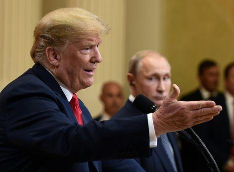 Trump admet l'ingérence des Russes dans la présidentielle 2016