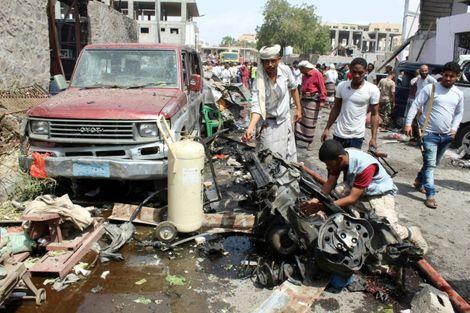 مجلس الشيوخ الاميركي يصوت على التدخل العسكري في الحرب اليمنية