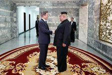 Le président sud-coréen a rencontré Kim Jong Un samedi (Séoul)
