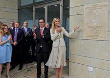 """Inauguration/Jérusalem: """"Notre plus grand espoir est celui de la paix"""" (Trump)"""