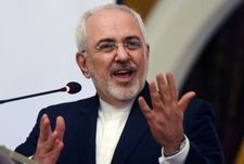 Iranian FM says doesn't believe war likely with Israel