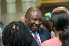 South African lawmakers elect Ramaphosa as president after Zuma resignation