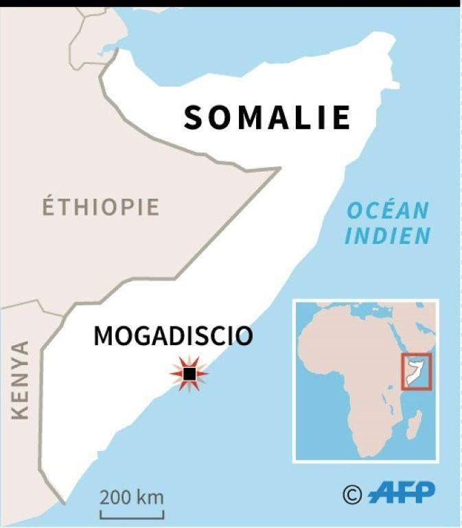 """Somalie: puissante explosion à Mogadiscio, """"des victimes"""""""