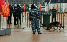 داعش يتبنى مقتل خمسة نساء  في اطلاق نار امام كنيسة في جمهورية داغستان الروسية