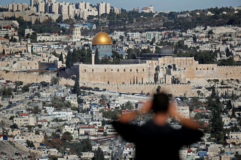 Arab countries send draft resolution on Trump's Jerusalem decision to UN