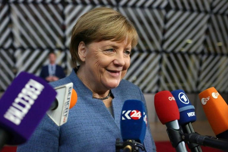 German president to meet party leaders on Thursday