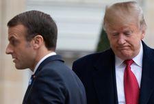 Trump critique une nouvelle fois Macron sur l'idée de créer une armée européenne